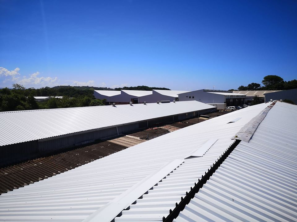Corrugated Metal Roofing Contractors in Durban