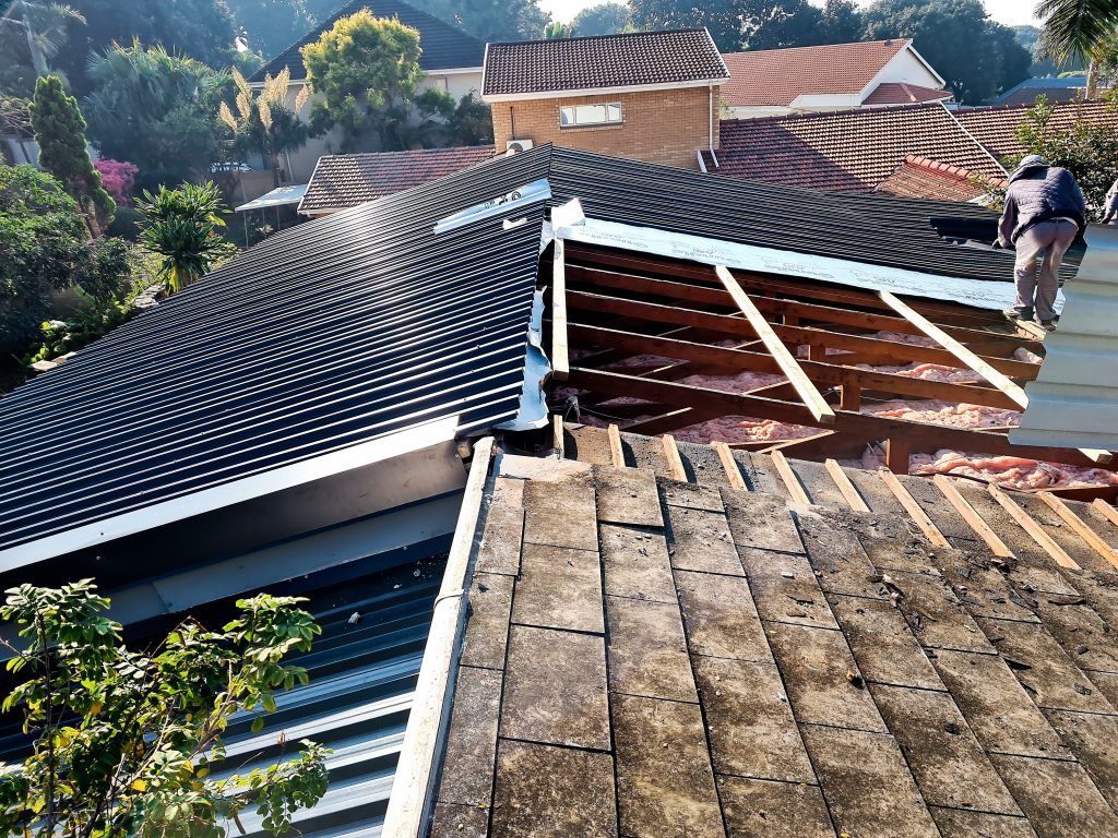the best roofing companies in durban
