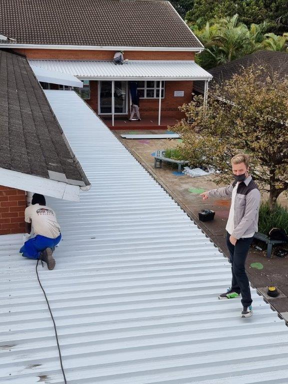 Roof Leak Repairs in Durban