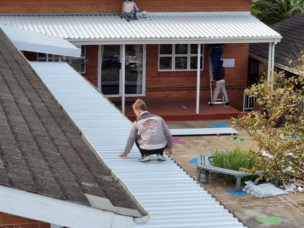 Rooftite Projects Roofing Contractor Durban